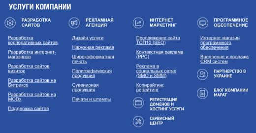 Компания «МАРАТ»