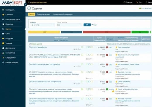 CRM SalesMax